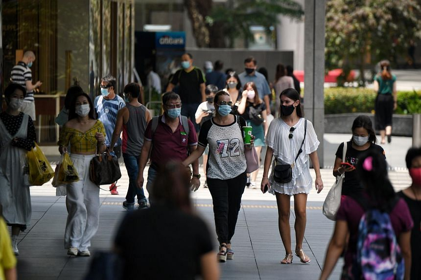 Singapore confirmed 47 new Covid-19 infections on Sept 8, 2020.