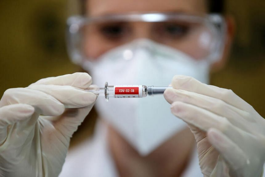 Four of the world's eight vaccines that are in the third phase of trials are from China.