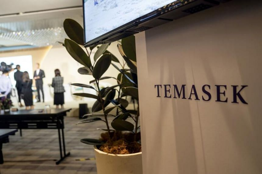 Temasek's 24 per cent exposure in Singapore is also the lowest for its home market.