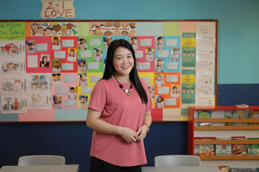 Miss Tan Li Ling is one of three recipients of the National Level Award at the Caring Teacher Awards 2020.