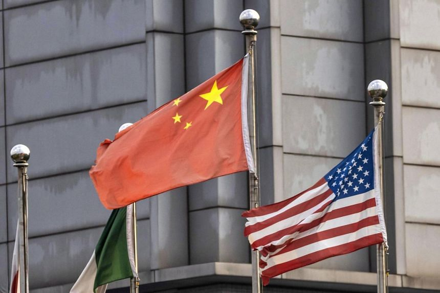 Under discussion now in the US is whether to restrict Chinese access to data.