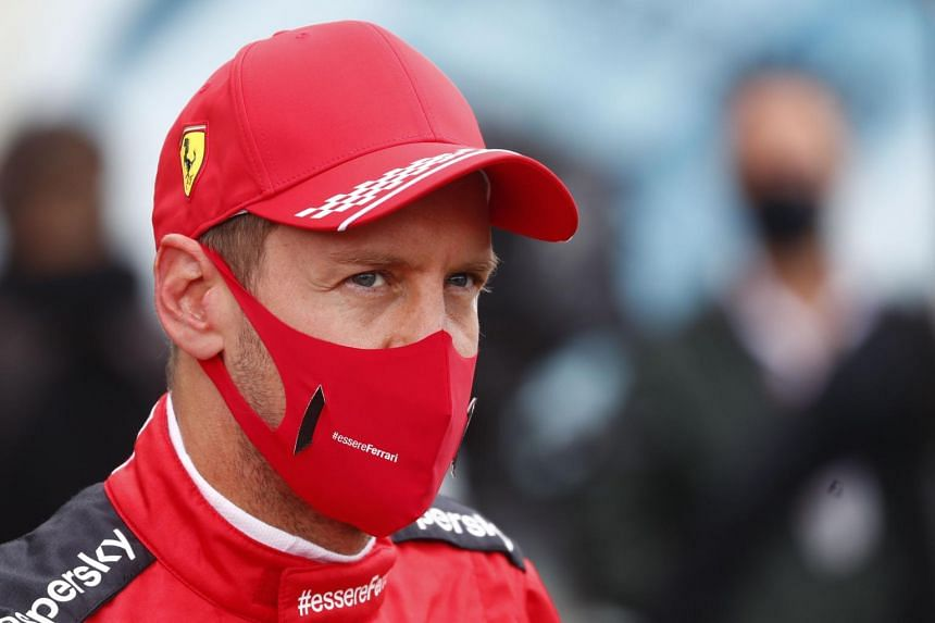 Vettel will replace Mexican Sergio Perez in the renamed Racing Point team.