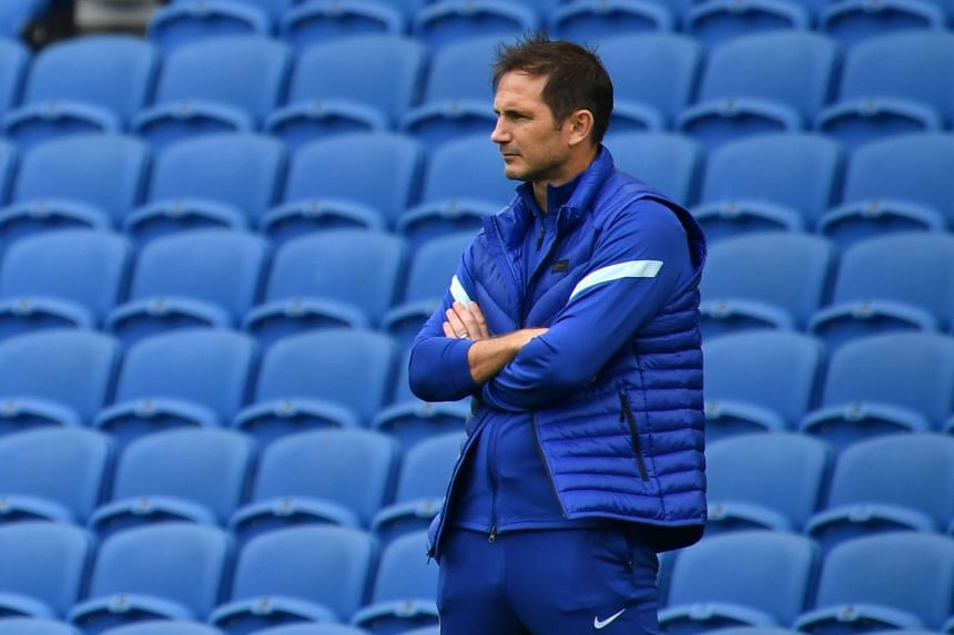 Lampard (above) has spent more than any other Premier League manager since the end of last season.