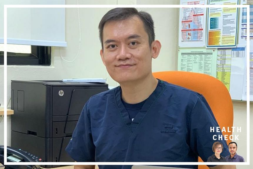 Dr Jared Ng, a consultant at the Institute of Mental Health's emergency service, talks about the recent cases he has seen.