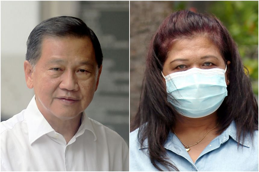 Mr Liew Mun Leong's former Indonesian maid Parti Liyani has been cleared of all criminal charges.
