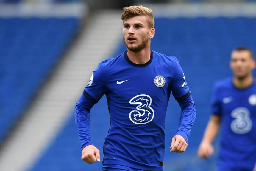 Jurgen Klopp wanted Timo Werner (pictured), but Liverpool could not afford him and Chelsea could.