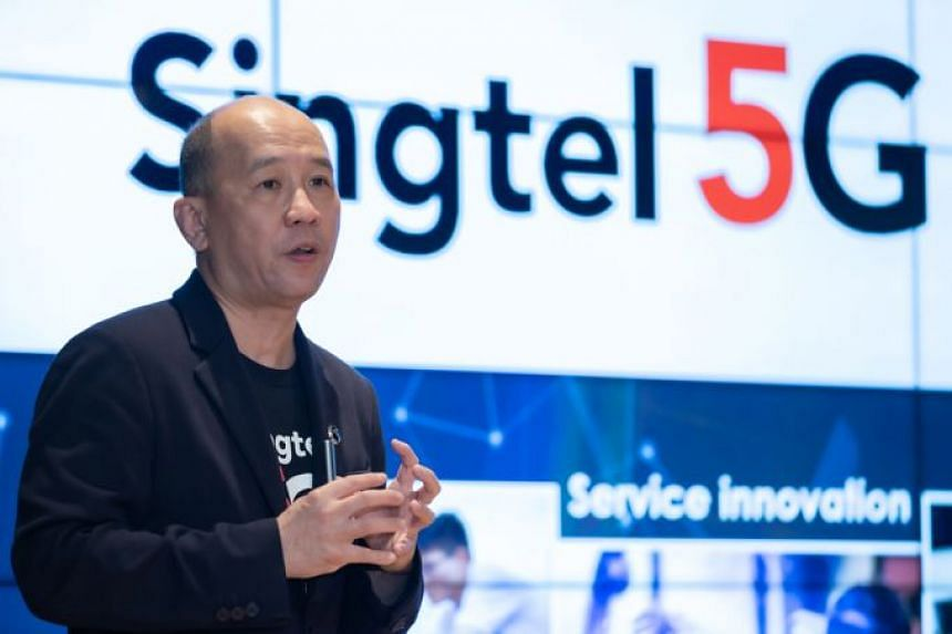 """Despite the economic slump, which may slow down the uptake of such 5G technology, Singtel's Mr Yuen said that the telco remains a service provider that """"covers the entire spectrum of the population""""."""