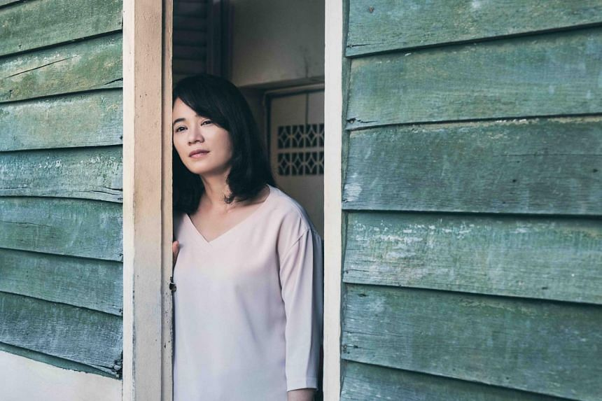 Yeo was nominated for Best Actress for her role in Wet Season.