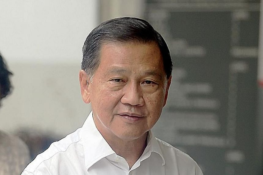 Mr Liew Mun Leong, 74, quit his posts in four organisations, including Changi Airport Group and Temasek.