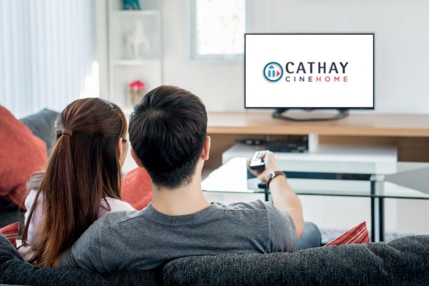 Cathay CineHome will feature a mix of films that have just ended runs in cinemas, as well as titles launched straight to streaming.
