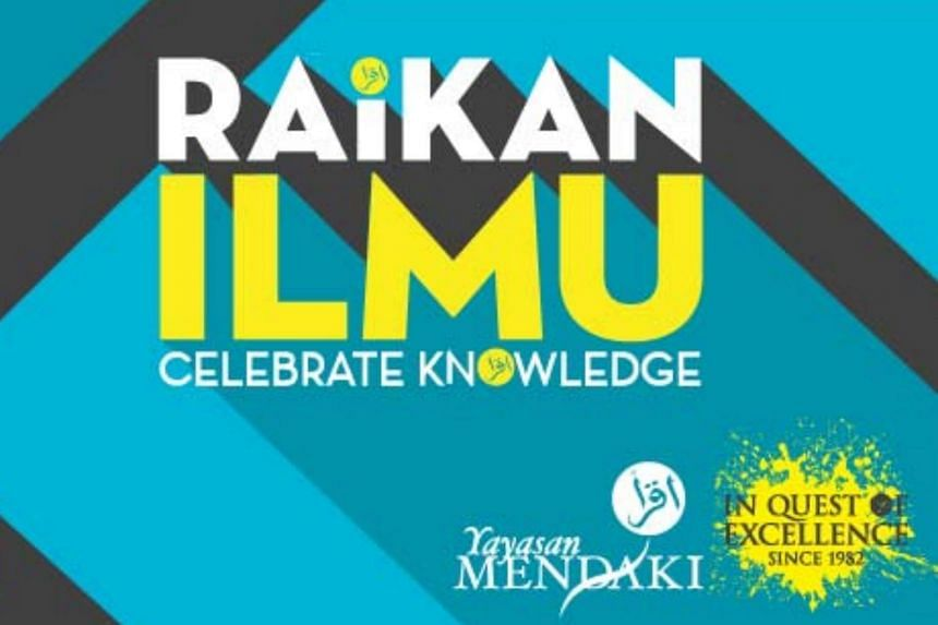 This Raikan Ilmu festival, or celebrate knowledge festival, will be taking some of the activities online and to the television screens this year.