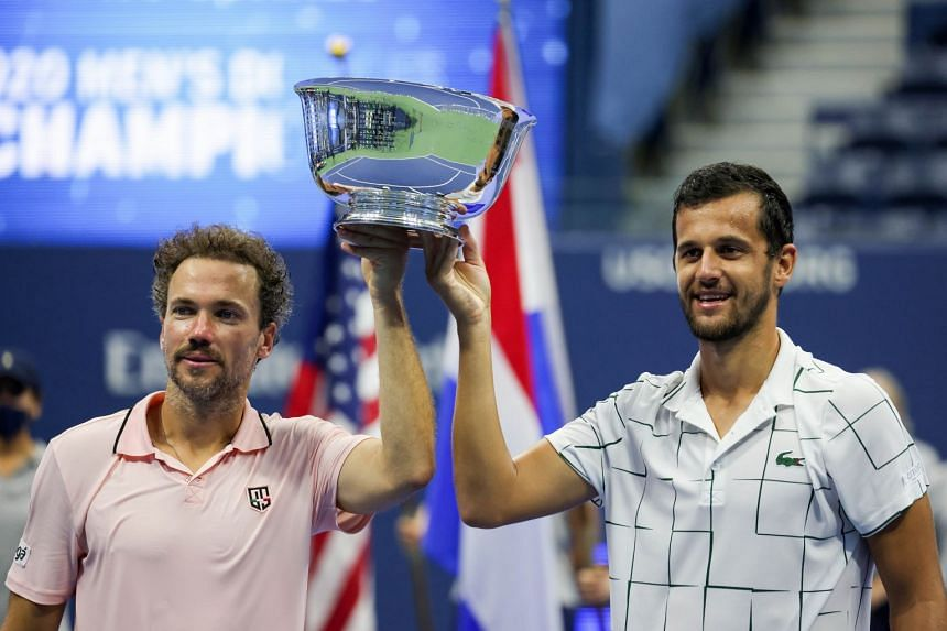 Pavic and Soares claim US Open men's doubles crown
