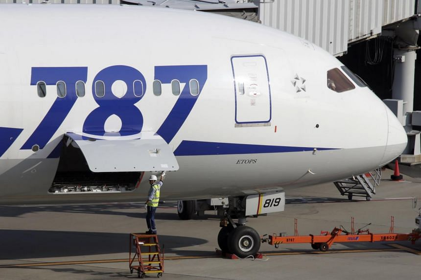 The latest fault, involving a slight depression near where the plane's vertical fin joins its fuselage, came to light in late 2019.