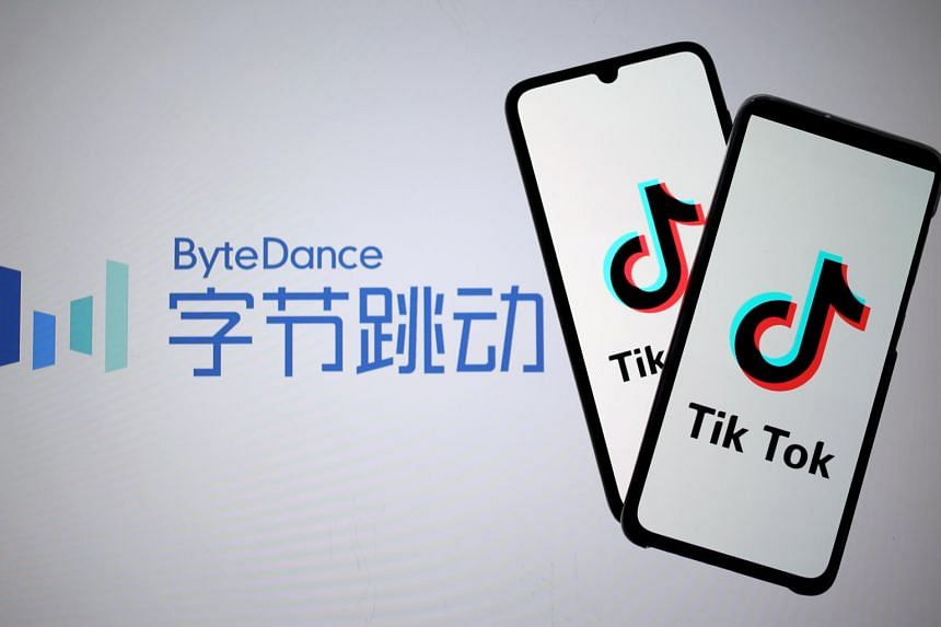 TikTok has said it isn't controlled by the Chinese government even though its parent company's headquarters is in Beijing.