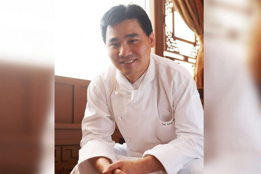 Chef Tan Yong Hua started his cooking career in his teens.