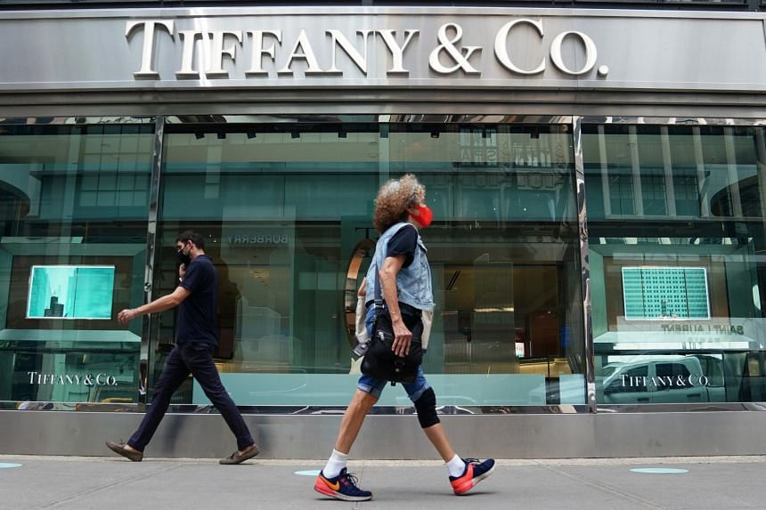 Louis Vuitton Owner sues Tiffany over fumbling the pandemic response & deal