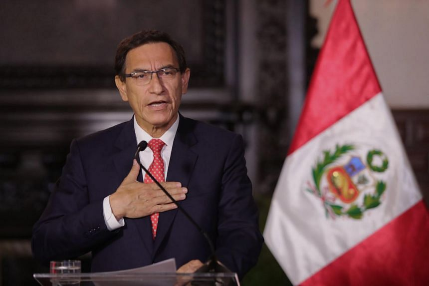 President Martin Vizcarra's opponents need 52 votes to start impeachment proceedings against him.