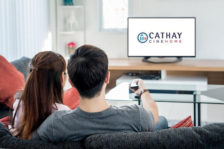 The service will be available on various devices, including iOS and Android mobile systems with the Cathay CineHome app.