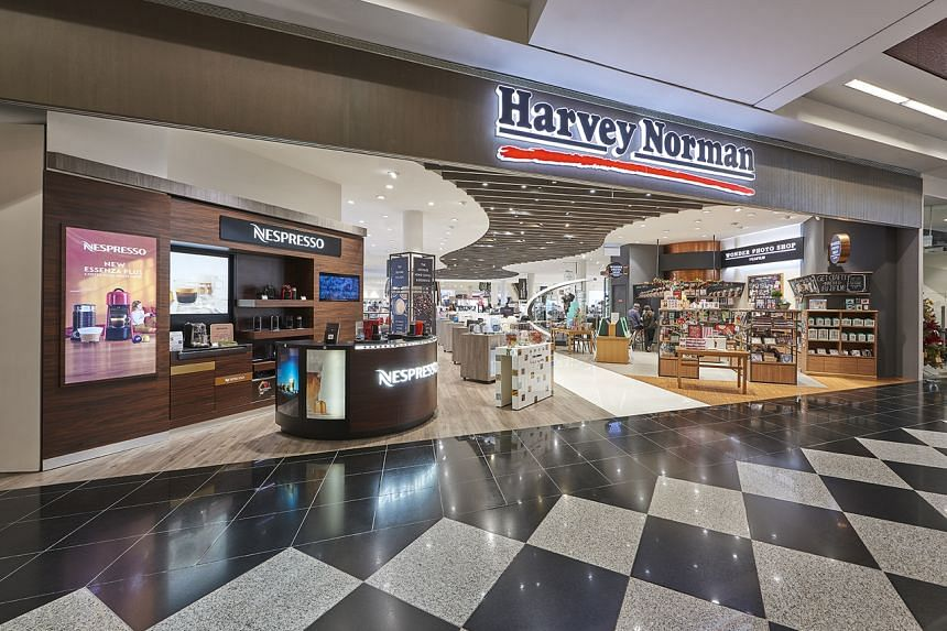 Furniture and electronics giant Harvey Norman will soon add three new stores to its current slate of 12.