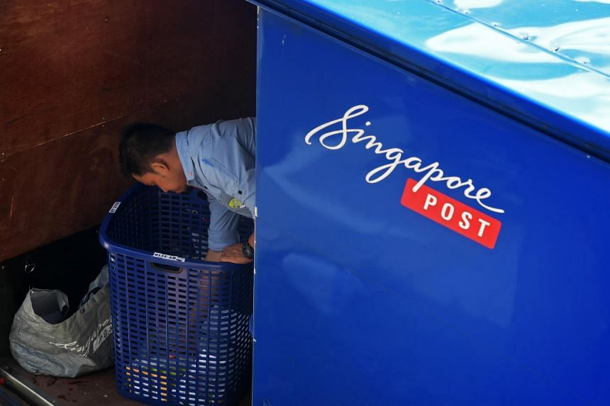 In high-rise Singapore, a doorstep delivery takes an average of six minutes, versus six seconds for a letterbox delivery.
