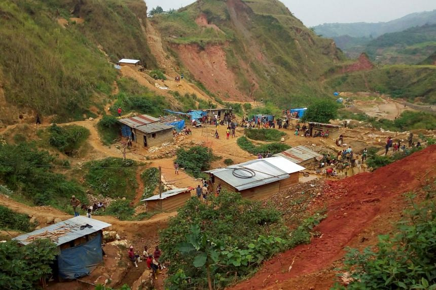 At least 50 killed in DRC mine collapse