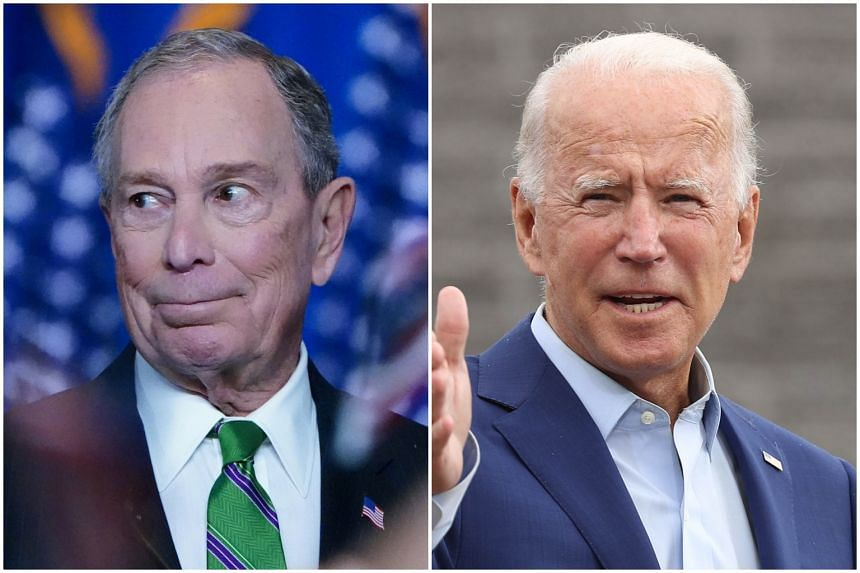 Former New York City mayor Michael Bloomberg made the decision to infuse US$100 million in Florida to help Democratic presidential candidate Joe Biden, after hearing reports that US President Donald Trump was considering spending his own cash if need