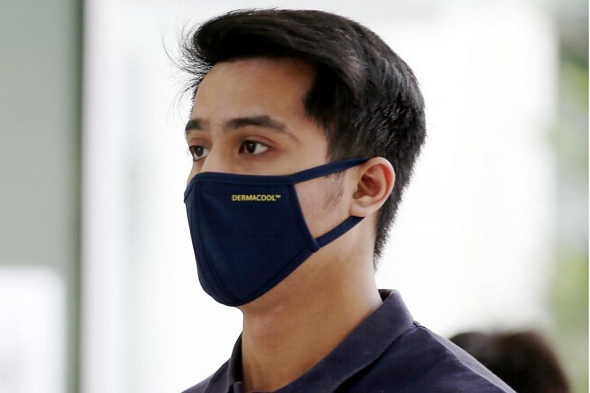Aliff Aziz pleaded guilty in August to one count of theft and an unrelated charge of behaving in a disorderly manner in public.