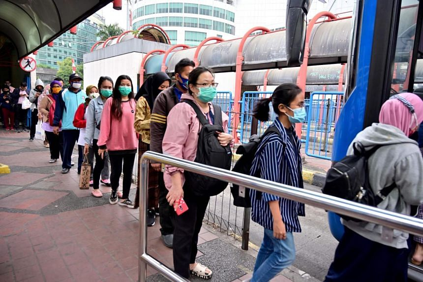 Jakarta kicked off the second partial lockdown that will last for two weeks to curb the rapidly surging coronavirus cases.