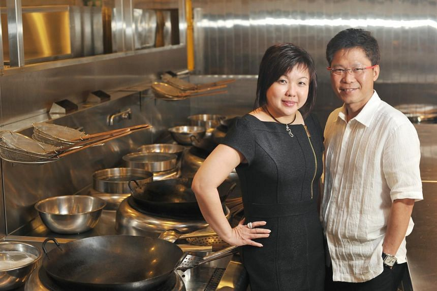 Singapore Kitchen Equipment said the investigation is ongoing and no charges have been filed against Ms Sally Chua and Mr Alan Lee.