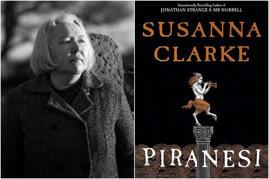 Susanna Clarke's Piranesi is part-fantasy, part-crime mystery and part-Borgesian fable.