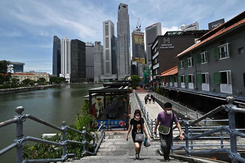 Singapore has reported a total of 57,454 coronavirus cases so far.