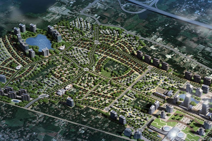 Mitbana will work with Sinar Mas Land to transform more than 100ha of greenfield land in BSD City.