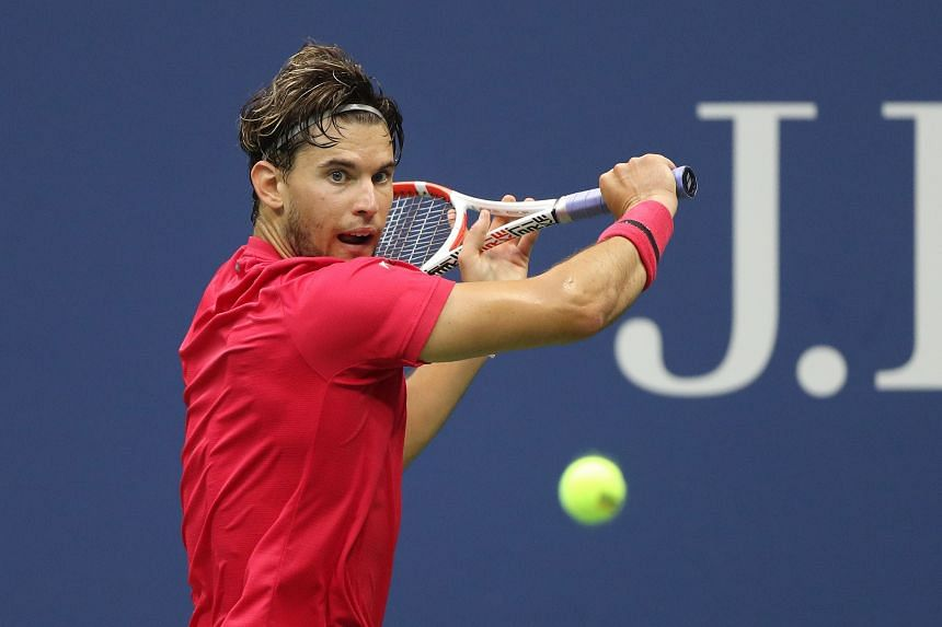 Tennis Things To Know About US Open Champion Dominic Thiem Tennis News Top Stories The Straits Times