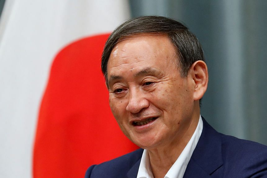 Japan's Chief Cabinet Secretary Yoshihide Suga won comfortably in a ruling party leadership election on Sept 14, and will be the next prime minister.