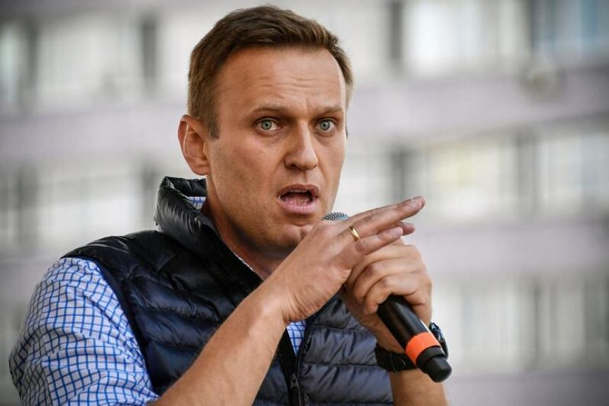 Kremlin critic Alexei Navalny was poisoned last month with what Germany says was a Novichok nerve agent.