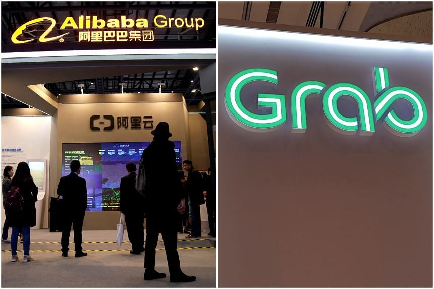 A potential tie-up with Grab would give Alibaba access to data on millions of users in eight countries.