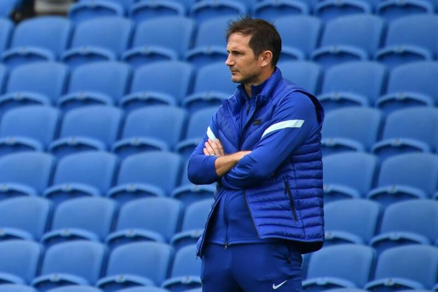 Frank Lampard said any owner needed huge resources to compete in the Premier League.