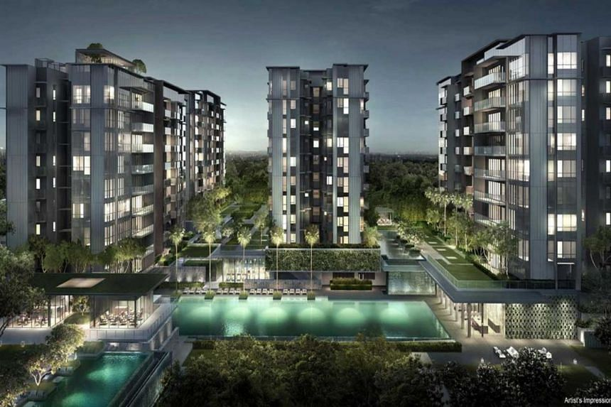 More new units were launched - particularly those from Forett at Bukit Timah, ahead of the Hungry Ghost month.
