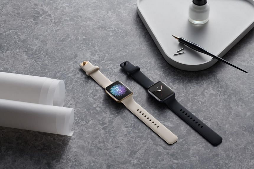 The Oppo Watch offers a great smartwatch experience when connected to an Android smartphone.