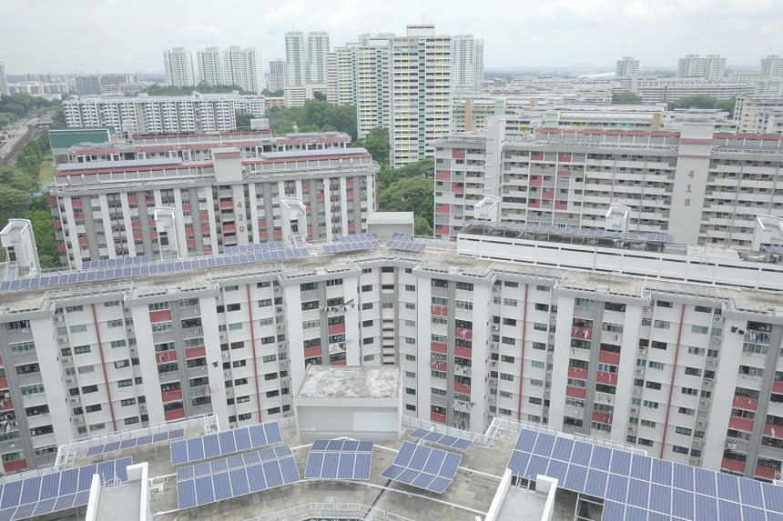 The deal involves surplus energy generated from the rooftop solar installations of close to 500 Housing Board blocks.