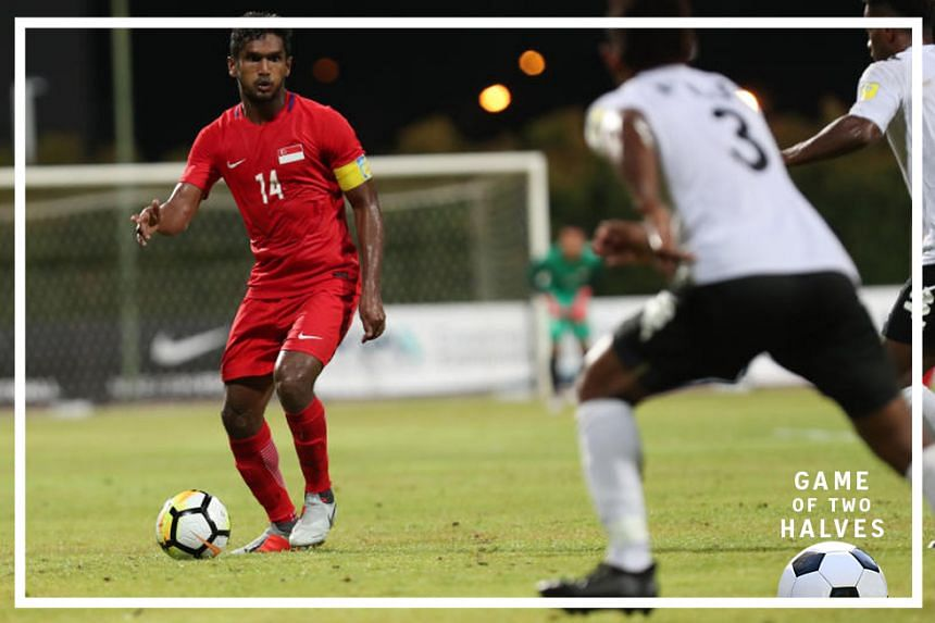 National captain Hariss Harun is the special guest in the 100th episode of our weekly Tuesday sports podcast called #GameOfTwoHalves.