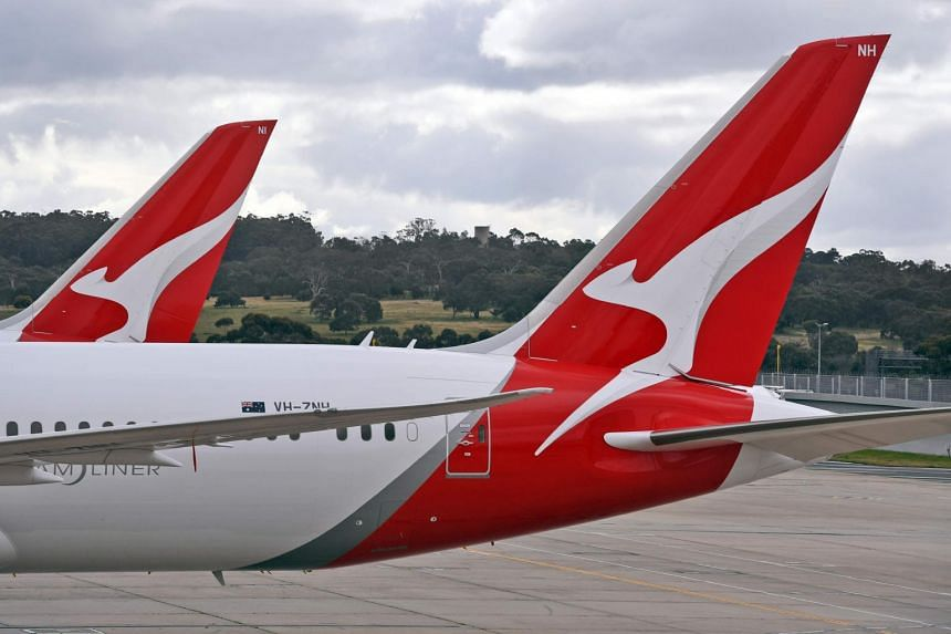 Qantas Airways said it was seeking to trim its annual A$40 million (S$39.7 million) bill for rented office space.