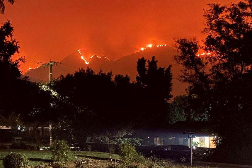 Nine of the 10 most destructive fires in California have happened in the last decade, according to the California Department of Forestry and Fire Protection.
