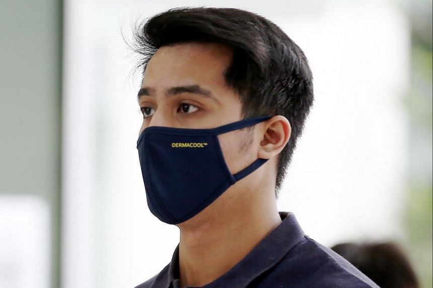 Actor-singer Aliff Aziz stole $300 and one million rupiah in cash from an Indonesian actress.