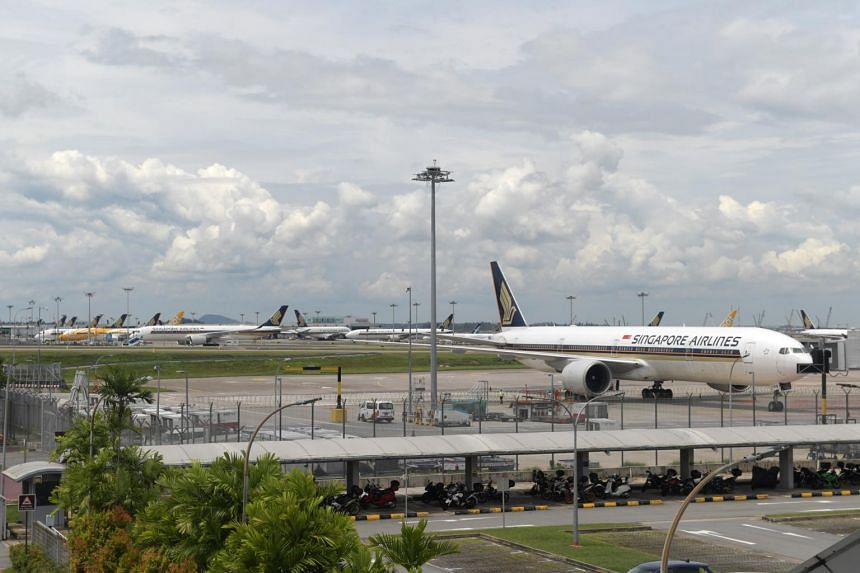 """SIA is looking to launch a """"flights to nowhere"""" campaign, with each flight taking around three hours."""
