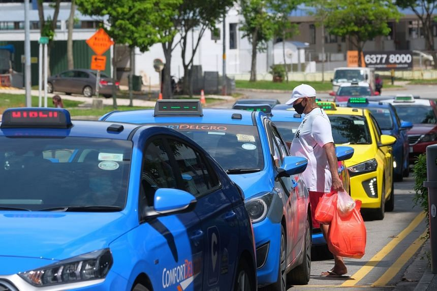 The Land Transport Authority said that the additional aid is to help point-to-point drivers and operators tide over this difficult period.