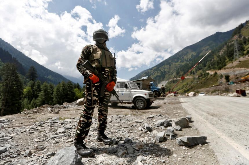 Indian and Chinese troops are locked in their most serious face-offs for years along informal border in the western Himalayas.