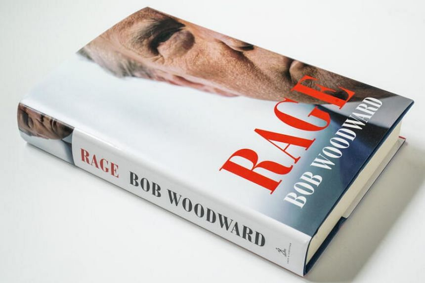 Bob Woodward had conducted 18 interviews with President Donald Trump between December 2019 and July 2020.