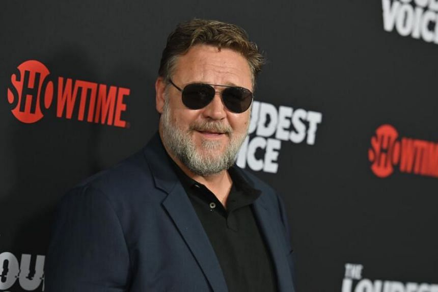 Russell Crowe has followed Leeds United since he was a boy growing up in New Zealand.