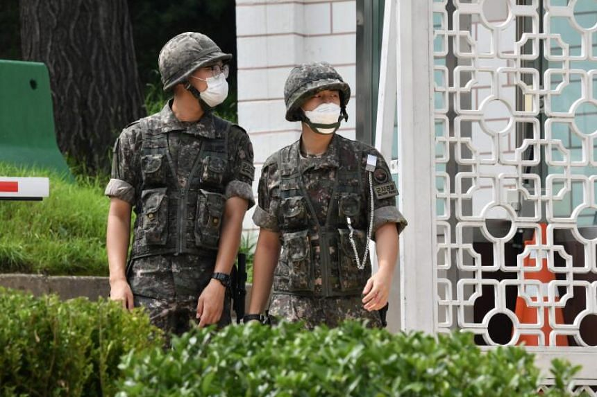 A presidential official has said any use of force cannot be implemented without South Korea's consent.
